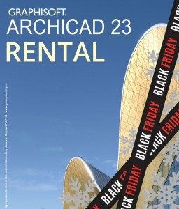ARCHICAD Rental | BLACK...
