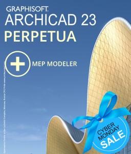 ARCHICAD 23 Perpetua + MEP...
