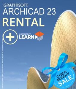 ARCHICAD Rental + EDUBIM...