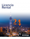 Archicad Rental