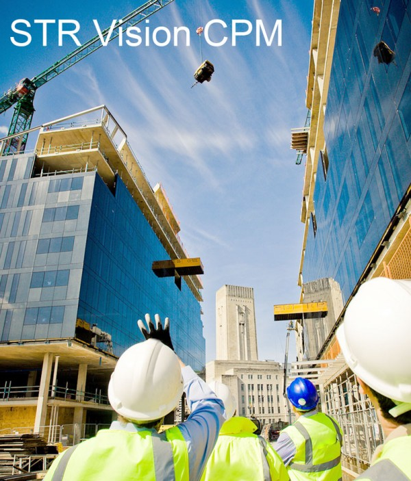 Str vision cpm maintenance incluir servicio de for Str vision cpm