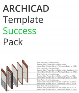 ARCHICAD Template Success Pack