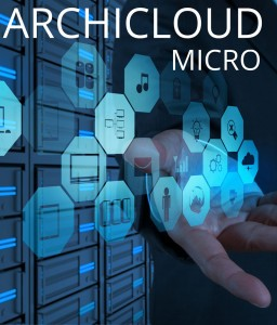 ARCHICLOUD Micro Subscription