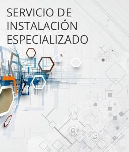 SERVICIO DE INSTALACIÓN...