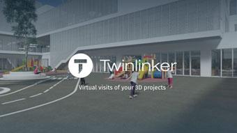 Twinlinker: virtual visits