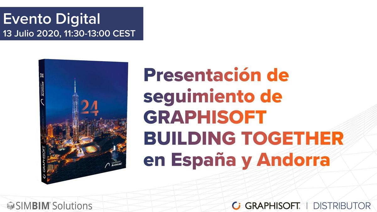 Presentación de seguimiento Building Together 2020 para España y Andorra