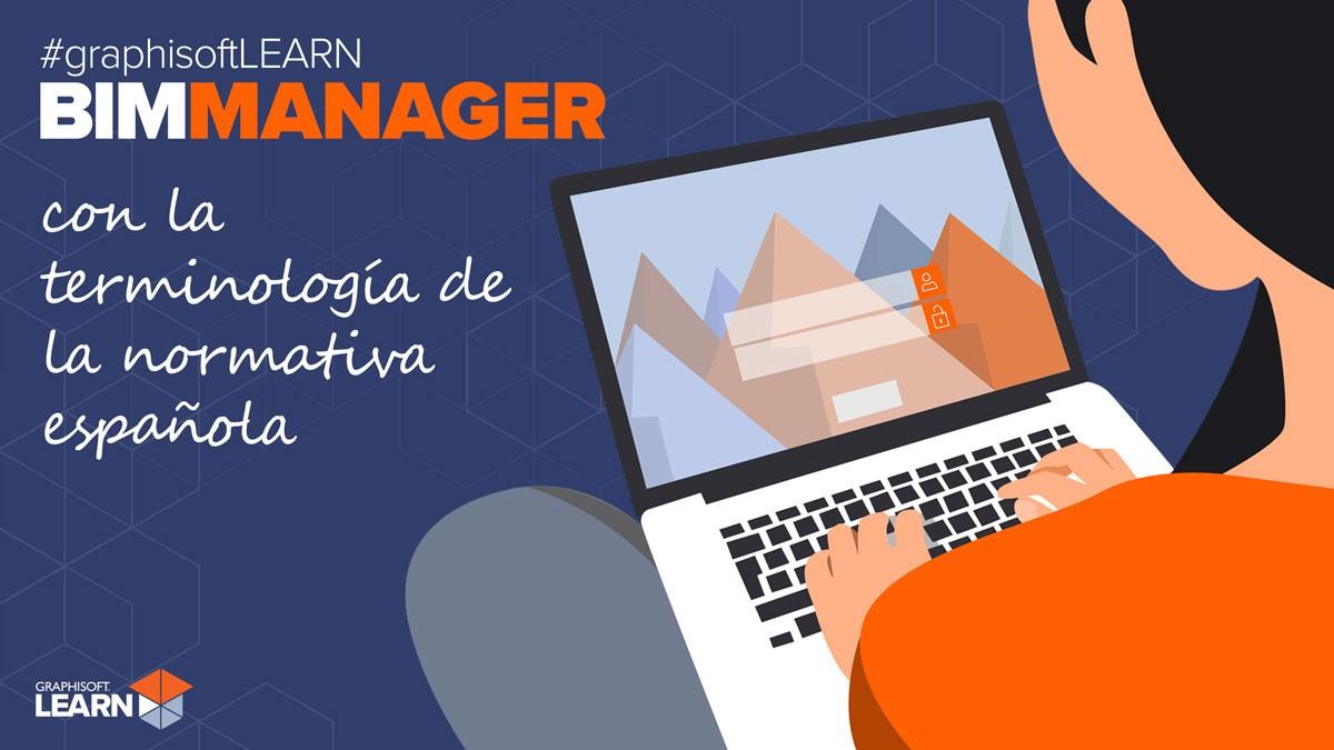 GRAPHISOFT BIM Manager con la terminología de la normativa española