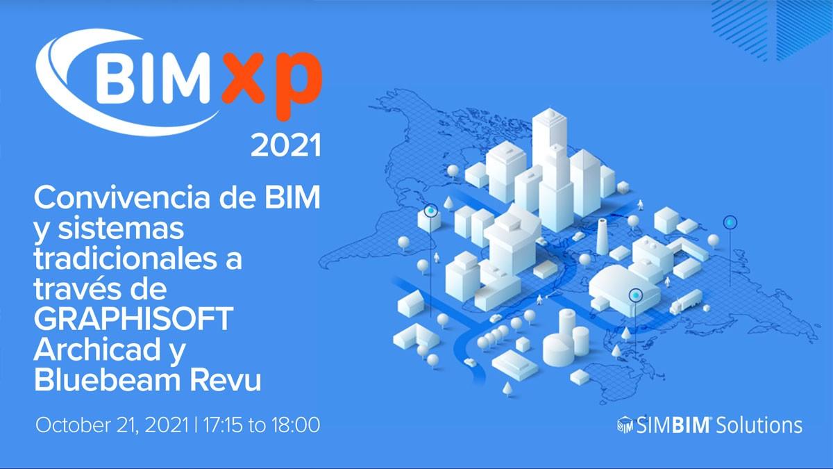 Convivencia de BIM y sistemas tradicionales a través de GRAPHISOFT Archicad y Bluebeam Revu
