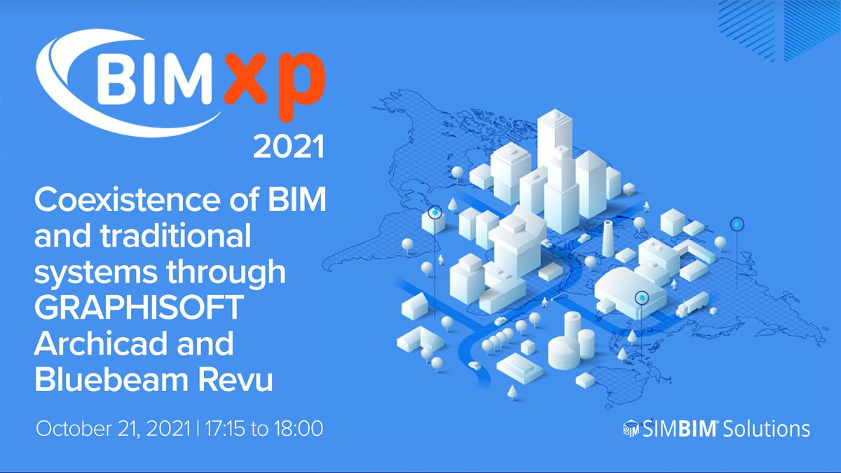 Coexistence of BIM and traditional systems through GRAPHISOFT Archicad and Bluebeam Revu
