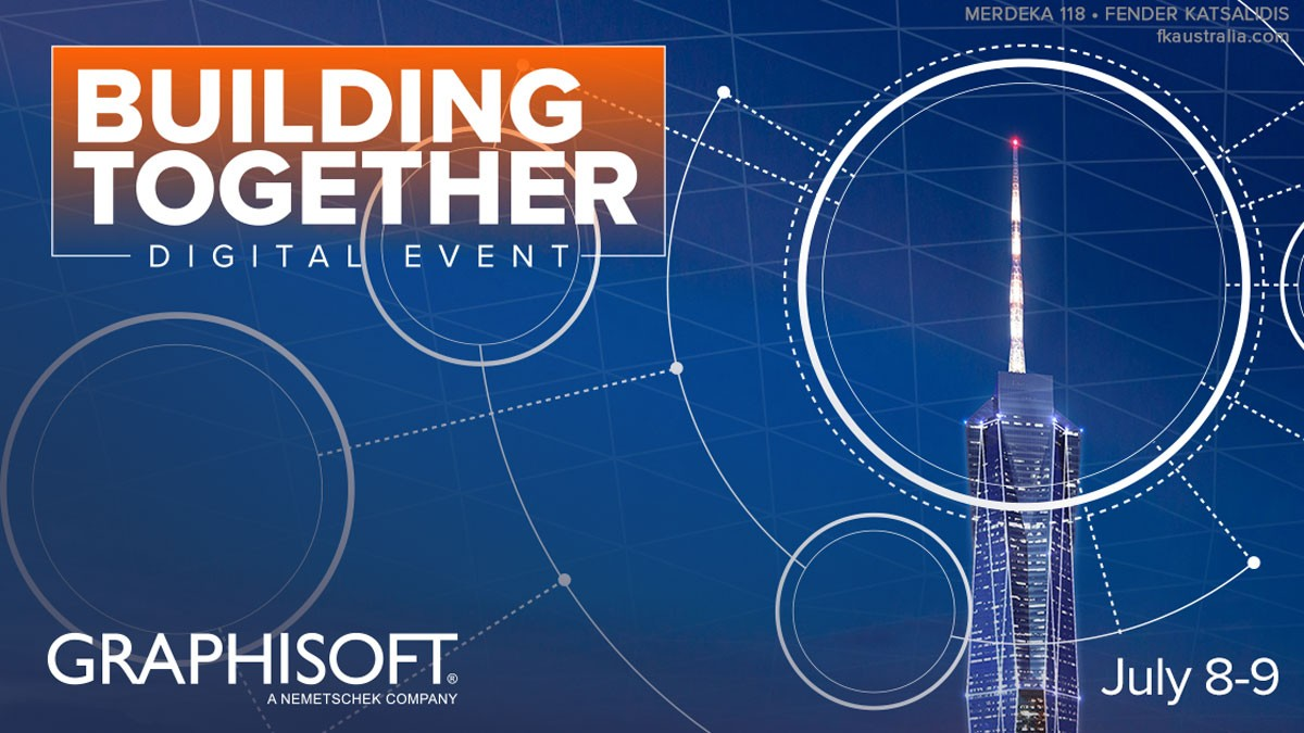 GRAPHISOFT BUILDING TOGETHER DIGITAL EVENT 2020