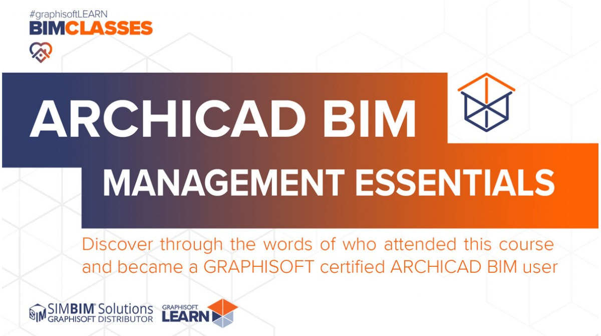 An evidence of customer success: ARCHICAD BIM Essentials