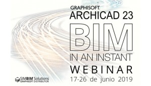 An introduction to ARCHICAD 23 and its connections!